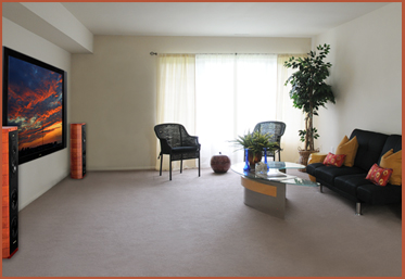 2 Bedroom Townhouse Apartment Video Tour